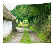 Rural Road Tapestry