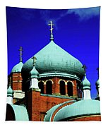 Russian Orthodox Church Tapestry