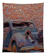 Rust In Goodland Tapestry
