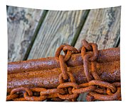 Rusted Chained Tapestry