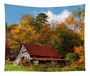 Rustic Charm Tapestry