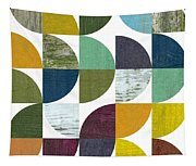 Rustic Rounds 2.0 Tapestry