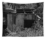 Rustic Shed 2 Tapestry