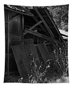 Rustic Shed 4 Tapestry