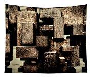 Rusty Art Tapestry