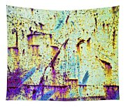 Rusty Background Tapestry