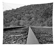 Rusty Rail Tapestry