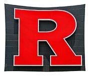Rutgers Block R Tapestry