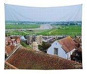 Rye Roofs Tapestry