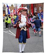 Rye Town Crier Tapestry