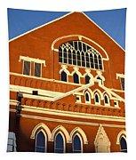 Ryman Auditorium Tapestry