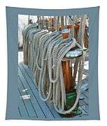 S S Mierce Ropes Tapestry