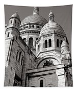Sacre Coeur Architecture  Tapestry