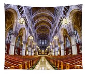 Sacred Heart Basilica Tapestry