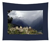 Sacred Mountain Echos Tapestry