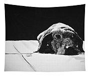 Sad Dog Tapestry