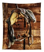 Saddle Tapestry