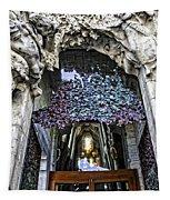 Sagrada Familia Doors - Barcelona - Spain Tapestry