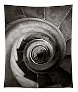 Sagrada Familia Steps Tapestry