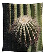 Saguaro With New Arm Tapestry