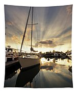Sailed In Tapestry