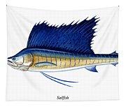 Sailfish Tapestry