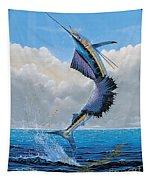 Sailfish Dance Off0054 Tapestry