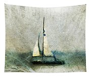 Sailin' With Sally Starr Tapestry