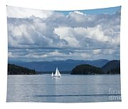 Sailing In The San Juans Tapestry