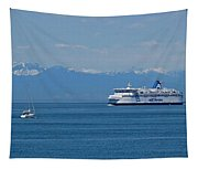 Sailing In The Summer Tapestry