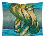 Sailor Knot 9 Tapestry
