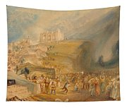 Saint Catherine's Hill Tapestry