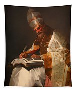 Saint Gregory The Pope Tapestry