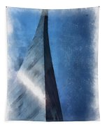 Saint Louis Arch Photo Art 01 Tapestry