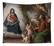 Saint Luke Tapestry