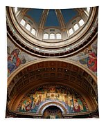 Saint Matthew's Cathedral Tapestry
