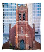 Saint Patrick's Church San Francisco Tapestry