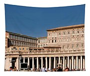 Saint Peters Square Tapestry