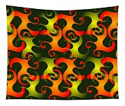 Salamanders Dream Tapestry