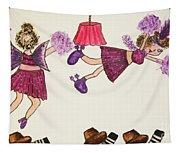 Sales Fairy Dancer 5 Tapestry