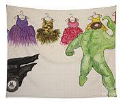 Sales Fairy Dancer 6 Tapestry
