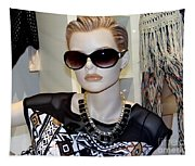 Sally In Shades Tapestry