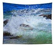 Salt Water Serenade Tapestry