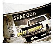 Salty Oysters - Textured Tapestry