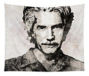 Sam Elliott 3 Tapestry
