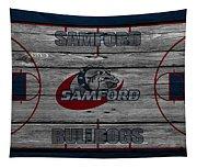 Samford Bulldogs Tapestry
