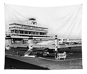 San Francisco International Airport Passenger Terminal Circa 195 Tapestry