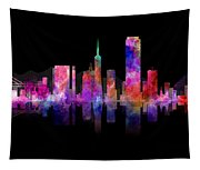 San Francisco Nights Tapestry