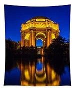 San Francisco Palace Of Fine Arts Tapestry