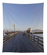 San Francisco Pier Tapestry